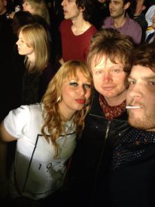 Mojo20's Jocelyn, John and Rob.