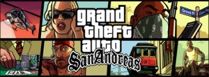 GTA San andreas Banner