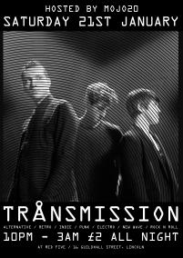 TRANSMISSION JAN 2017 POSTER