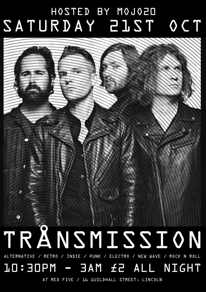TRANSMISSION OCT 2017 POSTER