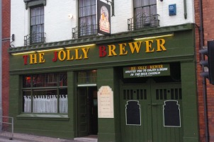 Jolly Brewer Pub